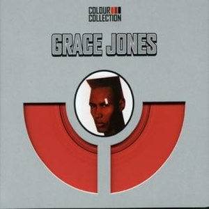 The Universal Masters Collection (Grace Jones album) - Image: Grace Jones Colour Collection (EU)