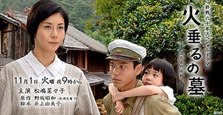 <i>Grave of the Fireflies</i> (2005 film)