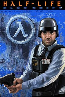 <i>Half-Life: Blue Shift</i> 2001 video game