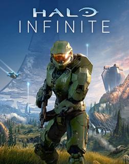 <i>Halo Infinite</i> Upcoming video game