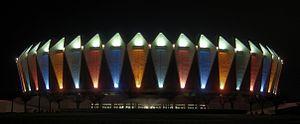 Hampton Coliseum - Image: Hampton coliseum