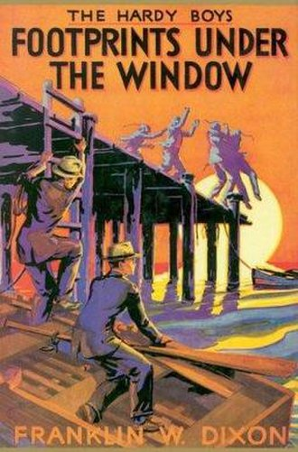 Footprints Under the Window - Original edition