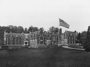 Henry C. Nevins Home for Aged and Incurables - Image: Henry C. Nevins Home for Aged and Incurables