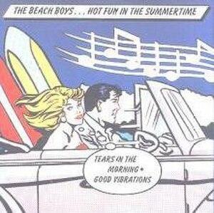 Hot Fun in the Summertime - Image: Hot Fun in the Summertime Beach Boys