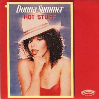 Donna Summer — Hot Stuff (studio acapella)