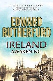 <i>Ireland: Awakening</i> book by Edward Rutherfurd