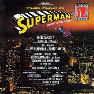 It's a Bird...It's a Plane...It's Superman - Original Broadway Cast Recording