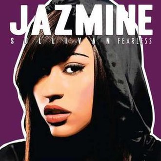 Fearless (Jazmine Sullivan album) - Image: Jazmine Sullivan Fearless (album cover)