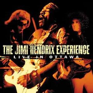 Live in Ottawa - Image: Jimi Hendrix Ottawa