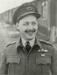John Freeborn British flying ace