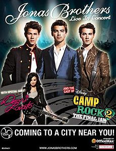 Jonas Brothers Live in Concert World Tour 2010.jpg
