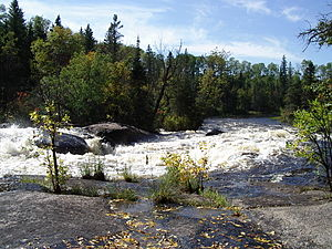 Whiteshell Provincial Park - Image: Josephprymak Joseph Prymak Whiteshell River 2005 MGP0049