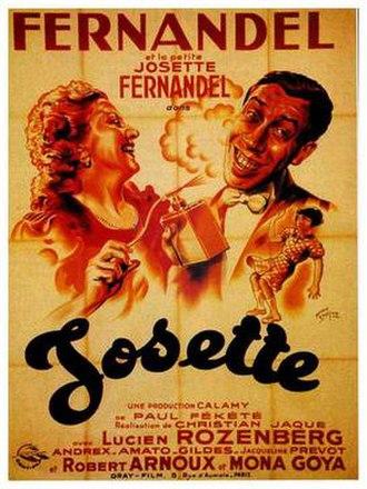 Josette (1937 film) - Image: Josette (1937 film)