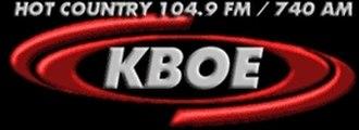 KBOE-FM - Image: KBOE