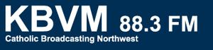 KBVM - Image: KBVM logo