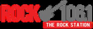 KFMQ - Image: KFMQ rock 106.1 logo
