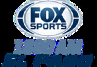 KHEY (AM) - Image: KHEY Fox Sports El Paso logo