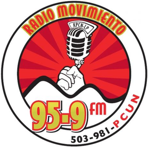 KPCN-LP - Image: KPCN LP logo
