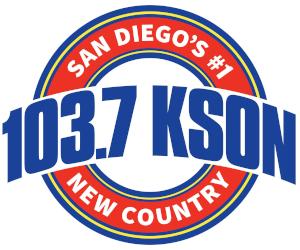 KSON (FM) - Image: KSON 103.7KSON logo