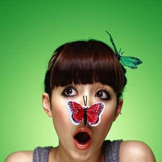 Butterfly (Kaela Kimura song) - Image: Kaela Butterfly