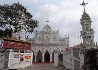 St. Thomas Cathedral, Kannamcode Church in Adoor, India