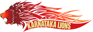 Karnataka Lions - Image: Karnataka Lions Logo 2