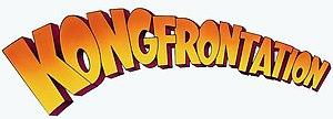 Kongfrontation - Image: Kongfrontation logo