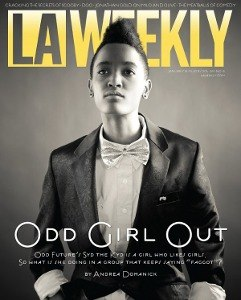 LA Weekly (front page)