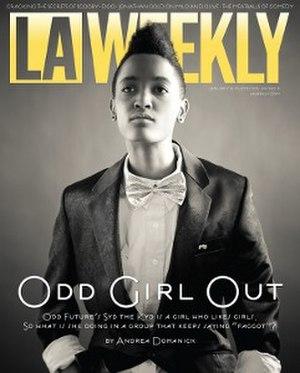 LA Weekly - Image: LA Weekly (front page)