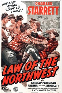 <i>Law of the Northwest</i> 1943 film directed by William A. Berke