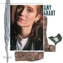 Amy Grant New Christmas Album.Lead Me On Amy Grant Album Wikipedia