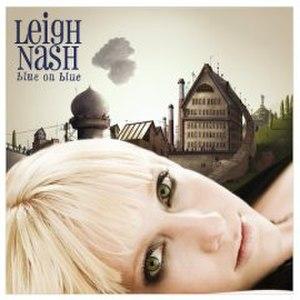 Blue on Blue (Leigh Nash album) - Image: Leighnash