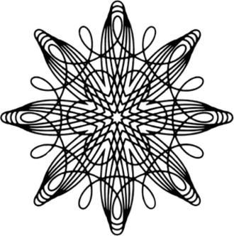 Les Disques du Crépuscule - Current Crépuscule logo