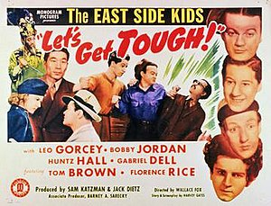 Let's Get Tough! - Original film poster