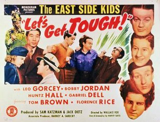 <i>Lets Get Tough!</i> 1942 film by Wallace Fox