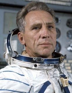 Lev Dyomin Soviet cosmonaut