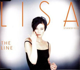 The Line (Lisa Stansfield song) - Image: Lisa Stansfield The Line