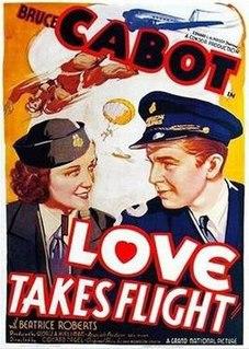 <i>Love Takes Flight</i> 1937 film directed by Conrad Nagel