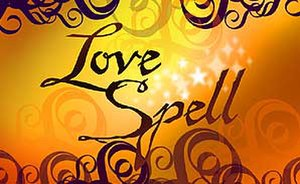 Love Spell - Image: Lovespelllogo