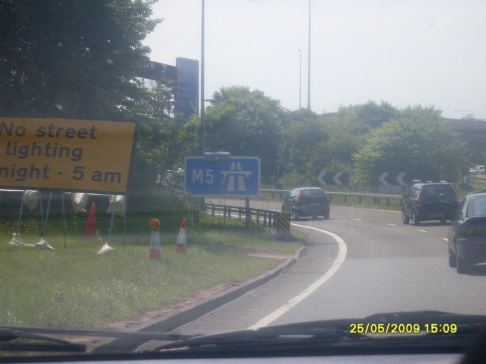 M5 Motorway Entrance Sign.jpeg