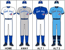 info for 432a2 bac9c Toronto Blue Jays - Wikipedia
