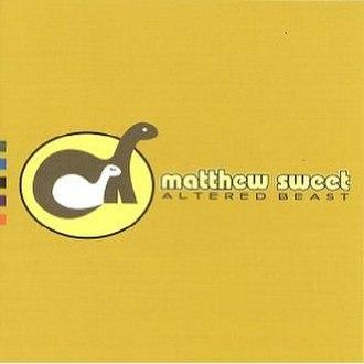 Altered Beast (album) - Image: M Sweet Altered