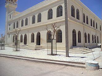 Las Anod - Masjid Jama