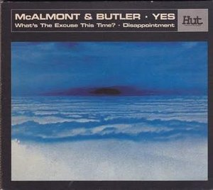 Yes (McAlmont & Butler song) - Image: Mc Almontand Butler Yes