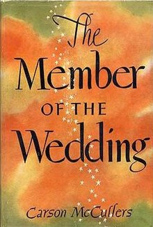 member of the wedding by carson Written by carson mccullers, narrated by susan sarandon download the app and start listening to the member of the wedding today - free with a 30 day trial keep your audiobook forever, even.