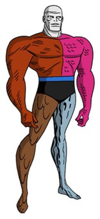 Metamorpho - Metamorpho in Justice League Unlimited.