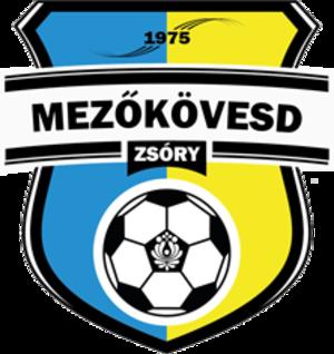 Mezőkövesdi SE - Image: Mezőkövesdi SE logo