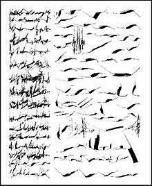 Asemic writing - Wikipedia