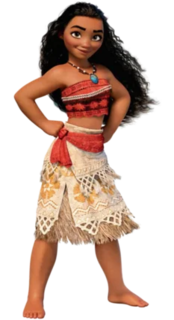 Moana (Disney character) Title character of Disneys 2016 animated film of the same name