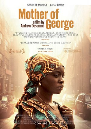 Mother of George - Theatrical release poster